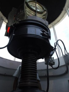 州崎灯台 発光器