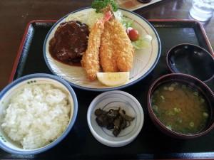 【静岡県伊東市】 スカイポート亀石 「GOGO定食」