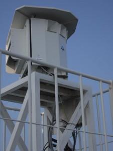 自動波浪観測機