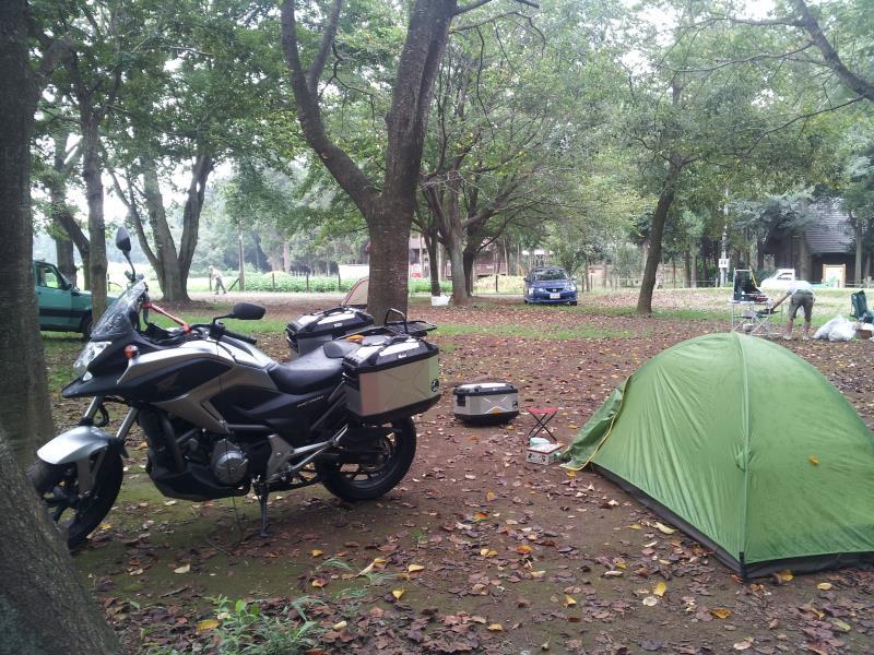 こもれび六斗の森キャンプ場