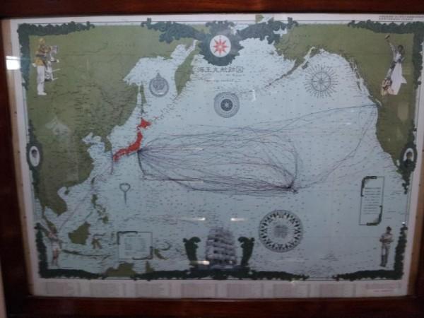 海王丸 「航海の記録」