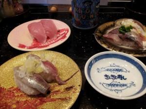 【富山県砺波市】 きときと寿司砺波店 色々