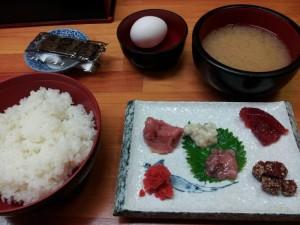 【新潟県阿賀町】 道の駅 阿賀の里 「朝定食」