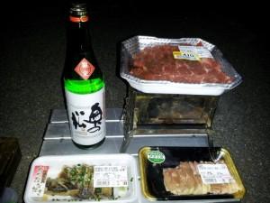 浄土平の晩餐