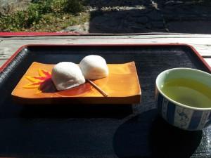 【山形県米沢市】 峠の茶屋 「力餅」