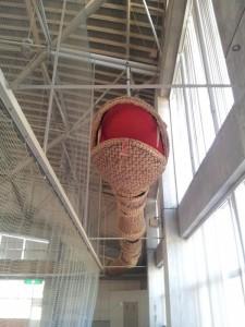 新潟県関川村 道の駅「関川」 「大蛇」