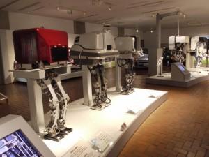 ホンダASIMOのプロトタイプ達 「E4・E5・E6」