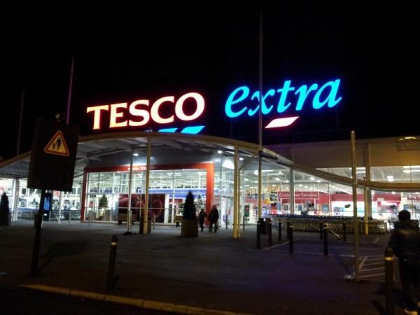 TESCOという巨大スーパー