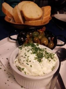 スペイン料理(お任せコース)その1