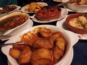 スペイン料理(お任せコース)その3