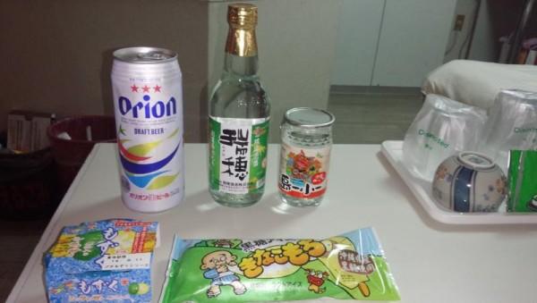 ローソンの沖縄系食材