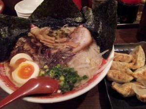 【茨城県日立市】 麺や亮 新味全部載せ&餃子