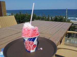 【茨城県日立市】 湯楽の里 日立店 かき氷