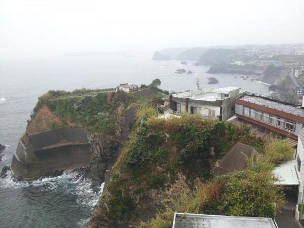大王崎灯台からの眺め