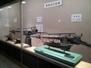 くじらの博物館 捕鯨砲