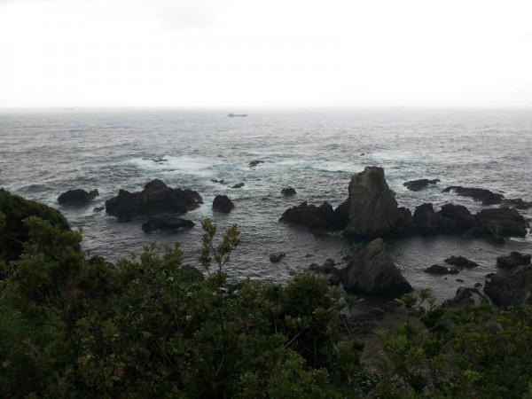 【和歌山県串本町】 トルコ記念館 トルコ軍艦「エルトゥールル号」遭難場所