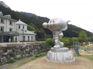 【高知県香美市】 アンパンマンミュージアム アンパンマン(アンパンチ)