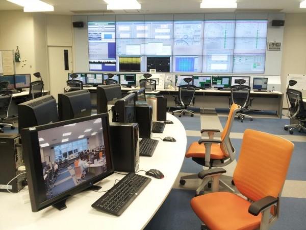 SPring-8 管制室