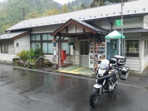 高山本線 下油井駅