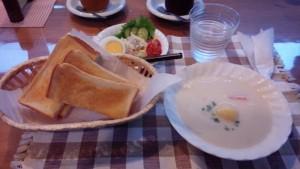 サッポロインNADAの朝食