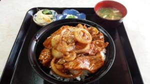 【北海道遠軽町】 ドライブインどか弁 「豚丼」