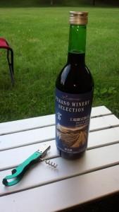 富良野ワイン工場限定品のワイン