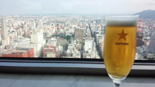 札幌駅のJRタワー