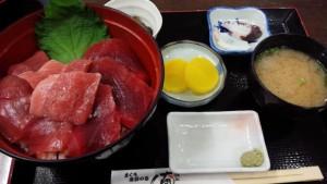 【青森県大間町】 魚喰いの大間んぞく 「3色マグロ丼」
