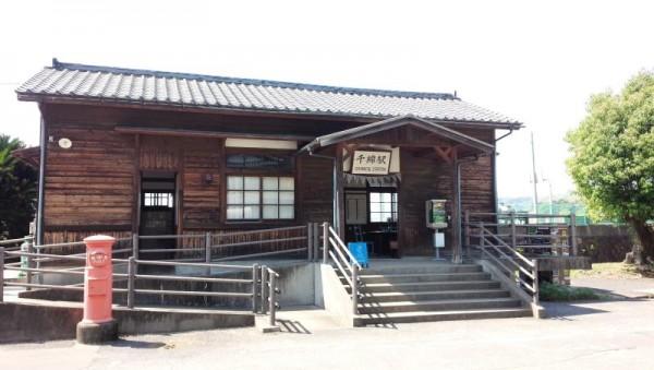 【長崎県】 大村線 千綿駅舎
