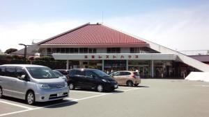 【熊本県南小国町】 三愛レストハウス 店構え