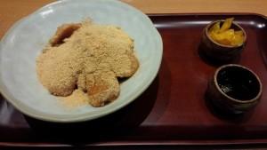 【大分県別府市】 豊後茶屋 「やせうま」