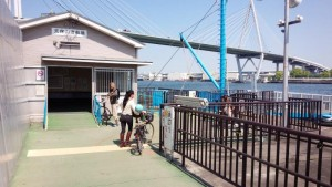 【大阪府】 天保山渡船場