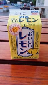 【栃木県宇都宮市】 大谷PA 「おいしいレモン」