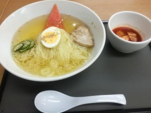 【岩手県紫波町】 紫波SA 「盛岡冷麺」
