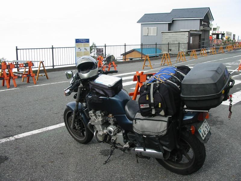 久々の富士山「新五合目」