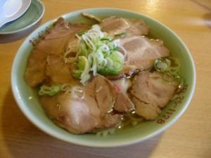 【佐野市】 おぐら屋 チャーシュー麺