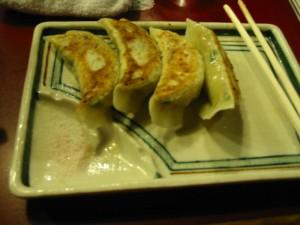 【太田市】 よいち つけ麺研究所 餃子
