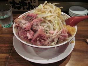 【日立市】 麺や亮 小豚そば肉入り