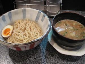 【京都市下京区】 吟醸らーめん久保田 吟醸つけ麺 醤油鶏白湯