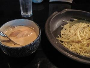 【東海村】 鉄風 つけ麺大盛り