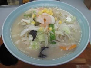 【東海村】 九州食屋 「長崎ちゃんぽん」