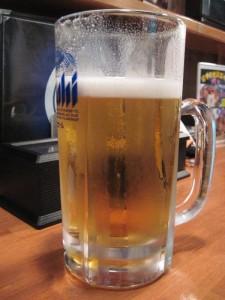 【盛岡市】 マース盛岡 「生ビール大」