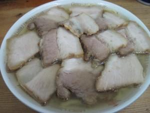 【喜多方市】 坂内食堂 「肉そば」