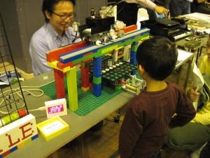 『Make: Tokyo Meeting』 オセロ・マシン