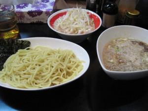 【長野県長野市】 ラッキー食堂まとや 「ラッキーつけ麺」