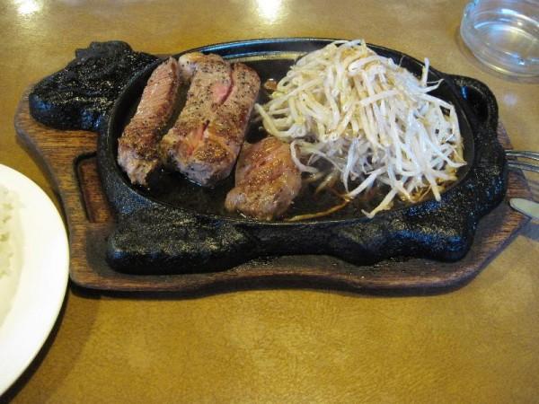 【静岡県伊東市】 カウボーイズ 「0.5ポンドステーキ」