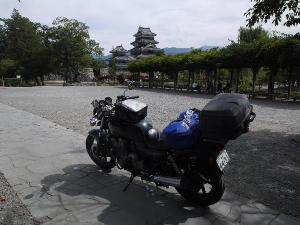 【長野県松本市】 松本城