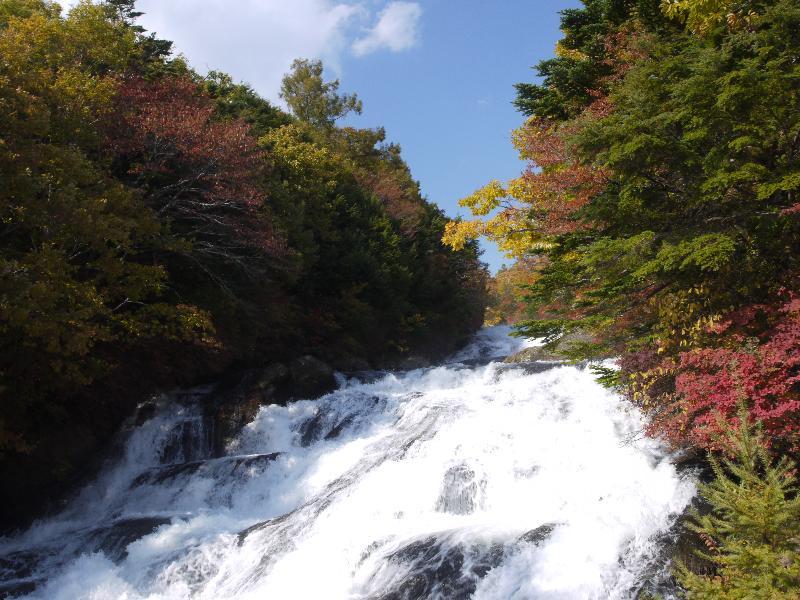 「竜頭の滝」 (G1 M.ZUIKO DIGITAL 14-42mm F3.5-5.6)
