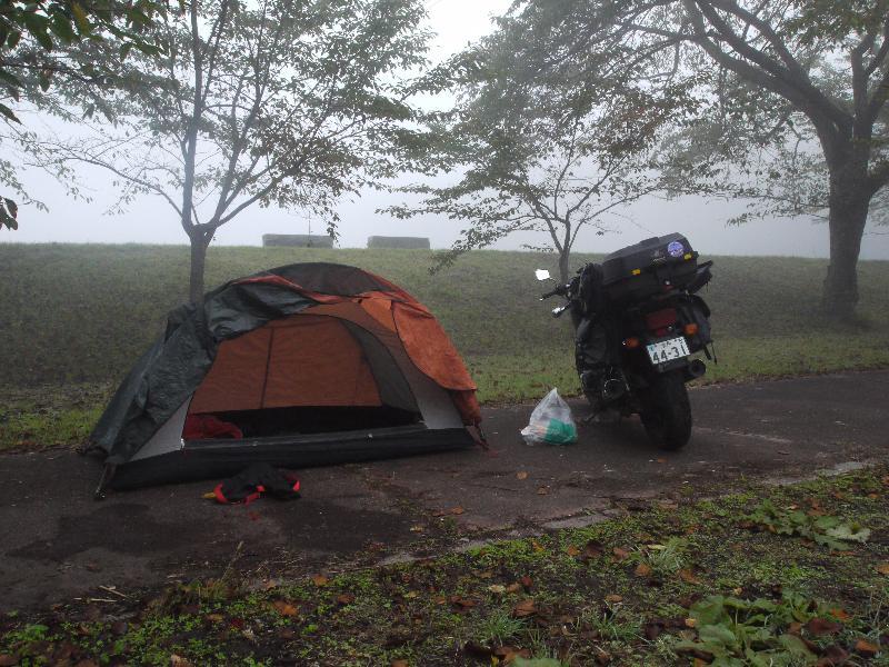 「道の駅 喜多方でキャンプ」 (G1 M.ZUIKO DIGITAL 14-42mm F3.5-5.6)
