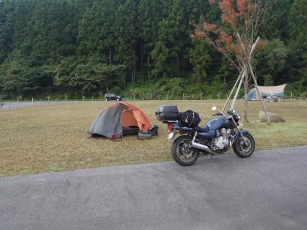 「茂庭広瀬公園キャンプ場」 (G1 M.ZUIKO DIGITAL 14-42mm F3.5-5.6)